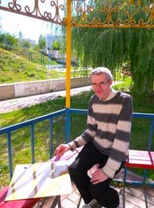 Олег Ушаков, город Белгород